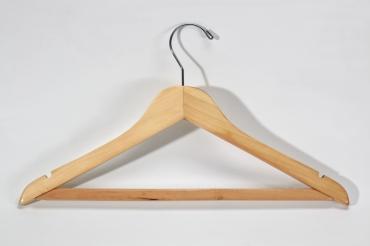 Закачалка плоска с неплъзгащасе пръчка