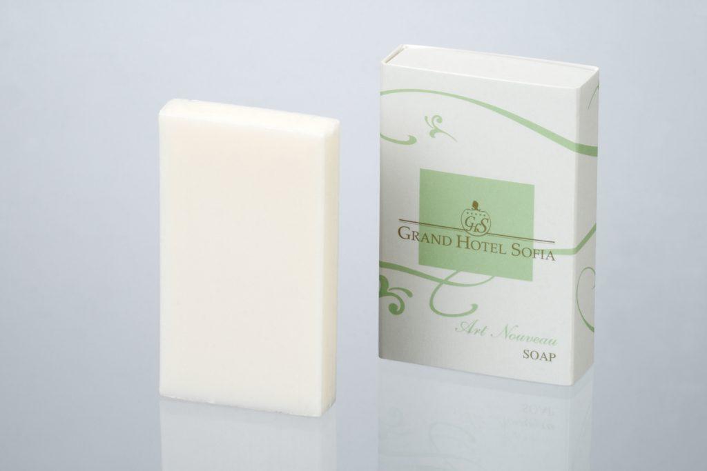 хотелски сапун, ръчно рязан сапун