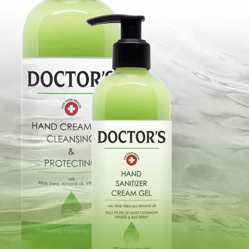 Хигиенни продукти Doctor's